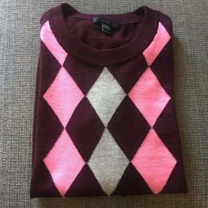 JCrew wool sweater